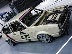 Volkswagen Golf Mk1, Vw Mk1, Vw Cars, Audi Cars, New Audi Car, Vw Classic, Golf Mk2, Exotic Sports Cars, Bugatti