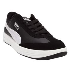 Puma Argentina Nubuck Sneakers.   I need a new pair of sneaks - this might be the one to choose.
