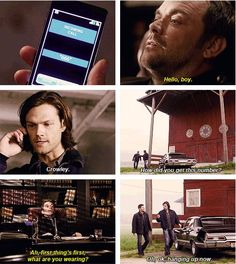 "[SET OF GIFS] 8.22 "" Oh ok hanging up now."" Haha"