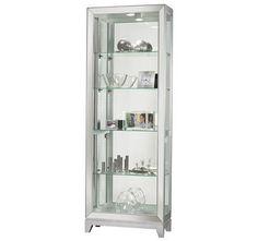 Howard Miller 680-590 Shayne Curio Cabinet