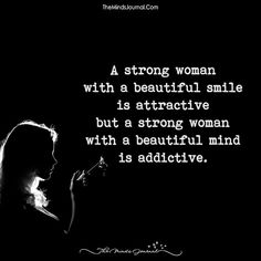 A Strong Woman With A Beautiful Mind