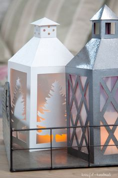 How to Make DIY Paper Lanterns Decor | Paper crafts | Silhouette Cameo craft | DIY Home Decor | Budget Home Decor | Easy Paper Decor | Farmhouse Decor | Farmhouse Style | Rustic Decor | Decorating on a Budget | Free Printable | Free Download | Housefulofhandmade.comHow to Make DIY Paper Lanterns Decor | Paper crafts | Silhouette Cameo craft | DIY Home Decor | Budget Home Decor | Easy Paper Decor | Farmhouse Decor | Farmhouse Style | Rustic Decor | Decorating on a Budget | Free Printable…