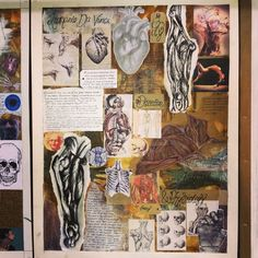 Dufference Between Drawing Book and Sketch Book Inspirational Anatomy & Physiology Art Journals In 2019 Textiles Sketchbook, Gcse Art Sketchbook, A Level Art Sketchbook Layout, Sketchbook Inspiration, Sketchbook Ideas, Tattoo Line, Fantasy Magic, Anatomy Art, Ap Art