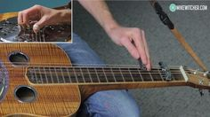 Salt Creek- Dobro Lesson by Mike Witcher
