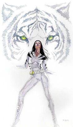 White Tiger by David Mack
