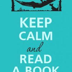 Keep calm and read a book. I Love Books, Good Books, Books To Read, My Books, Keep Calm Signs, Keep Calm Quotes, Reading Quotes, Book Quotes, Library Books