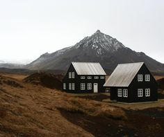 Hellnar Snaefellsnes Peninsula, Iceland