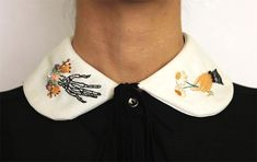cuellos de camisa 16