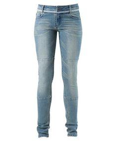 Rusty Blue Skinny Jeans by RECO JEANS #zulily #zulilyfinds