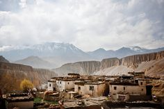 Mustang: Nepal's former Kingdom of Lo