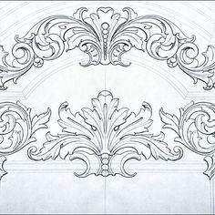 #эскиз#проект#проектирование#Орнаменты#узор#ручнаяработа#искусство#иконостас#рисую#рисуноккарандашом#красотища#творчество#декор#drawingart#zeichnung#baroque#ornament#design#pencilart#art#patterns#decoration#immagine#furniture#ink#sketch#graffics#графика