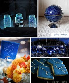 Bodas de otra galaxia… // Weddings from another galaxy…