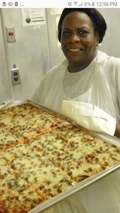 School Pizza Recipe