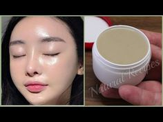 Unbelievable Japanese Secret ! Two Magical Ingredients To Look 10 Years Younger Than Your Age ! - YouTube Creme, Youtube, Homemade Cosmetics, Faces, Beauty, Japanese Rice, Face