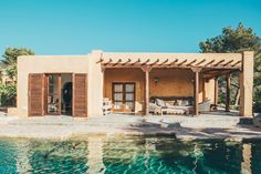 Harissa Villa swimming pool