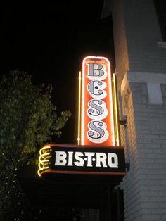 Bess Bistro Austin, TX owned by Sandra Bullock