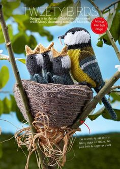 Simply Knitting+Simply Crochet+Knitting Magazine+Festive Knits to Gift 2011 567Knit14_39