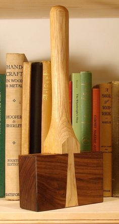 Dan's Shop: Mystery Mallet With Roy Underhill