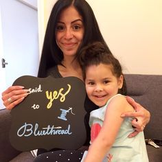 Another #beautiful #bride Cristal #saidyes to #Bluethread with her cute daughter at our #Boston parlor! �������� . . . . #bluethread #bluethreadbride #bluethreadbridal #realbride #sayyes #sayyestothedress #weddingdress #custombridal #customweddingdress #customdesign #bridalgown #bridalstyle #bridalinspo #styleinspiration #wedding #weddingdream #dreamdress #engagement #weddingstyle http://gelinshop.com/ipost/1524985762461252486/?code=BUp1nijB_uG