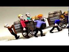 ▶ La Carreta - Trabajo en Equipo - YouTube
