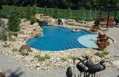 Residential Pools | Family Fun Pools