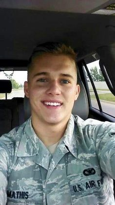 I'm not in the military. I went to a military school where I was indeed a gay cadet. Right now, I'm a college student majoring in communications. Sexy Military Men, Army Men, Army Guys, Beautiful Boys, Gorgeous Men, Hello Gorgeous, Men In Uniform, Attractive Men, Good Looking Men