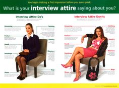 Nonverbal Interview Tips
