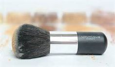The best puff brush to use with our Pressed Powder x
