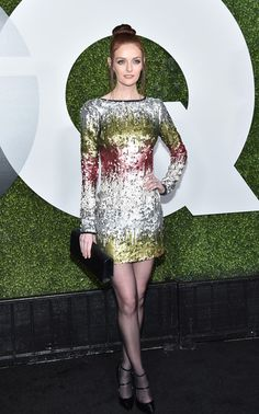 Lydia Hearst in Elizabeth and James