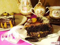 Торт «Постный Захер».