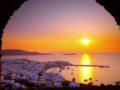 キクラデス諸島(Cyclades)の夕日 - ギリシャ、エーゲ海 pic.twitter.com/oEPt4sp3Qr