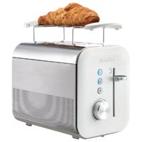 Toaster High Gloss 2 slices Toaster, High Gloss, Washing Machine, Cooker, Kitchen Appliances, Retro, Simple, Sandwich Toaster, Cooking Utensils