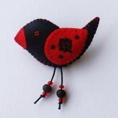 Crochet Earrings, Christmas Ornaments, Halloween, Holiday Decor, Projects, Handmade, Jewelry, Feltro, Log Projects
