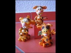 Passo a Passo tigre em biscuit, porcelana fria - YouTube