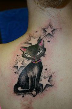 Cat Tattoos - Tattoos.net