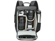 Mochila para Câmera DSLR ou CSC Lowepro Format - Espaço para Notebook com as melhores condições você encontra no Magazine Raimundogarcia. Confira!