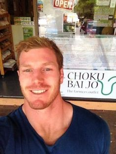 38 Reasons David Pocock Is The Rugby Player Of Your Dreams Hot Ginger Men, Ginger Beard, Ginger Guys, Bearded Tattooed Men, Bearded Men, Hot Redhead Men, Rugby Men, Hottest Redheads, Blonde Guys