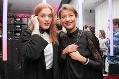 Caroline Hjelt and Aino Jawo of Icona Pop