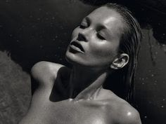 Kate Moss Pirelli Calendar -Do you know how to receive free #celebrity #autographs? Click to find out now.