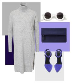 """""""weekend"""" by annabelleew ❤ liked on Polyvore featuring By Malene Birger, John Lewis, Alexander Wang, stylish, grey and weekendstyle"""