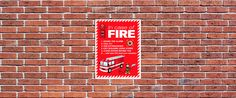 Learn how to design a simple and effective fire safety poster with this easy tutorial. Fire Safety Poster, Safety Posters, Save Life, Pay Attention, Adobe Illustrator, Purpose, Create, People, Blog
