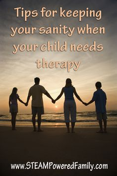 Tips for surviving therapy for your child