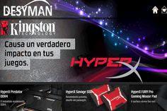 Kingston HypersX de Desyman