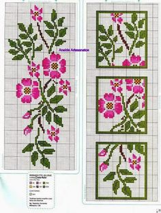 1 million+ Stunning Free Images to Use Anywhere Cross Stitch Bookmarks, Cross Stitch Art, Cross Stitch Borders, Cross Stitch Flowers, Cross Stitch Designs, Cross Stitching, Cross Stitch Patterns, Diy Embroidery, Cross Stitch Embroidery