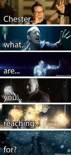 Ah, Linkin Park :P