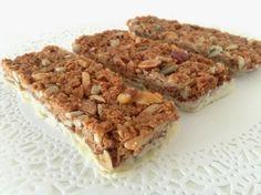Barritas de cereales caseras – Dulces para un ángel Krispie Treats, Rice Krispies, Deli, Desserts, Food, Limeade Recipe, Candy Drinks, Food Cakes, Cookies