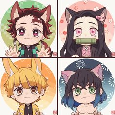 Read Kimetsu No Yaiba / Demon slayer full Manga chapters in English online! Anime Meme, Otaku Anime, Anime Guys, Manga Anime, Anime Angel, Kawaii Anime, Dibujos Anime Chibi, Fan Art Anime, Slayer Meme