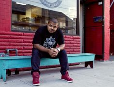 Read Off the Clock—Roger Mooking On A Double Life In Music http://cf.8it.me/1MnDWEB