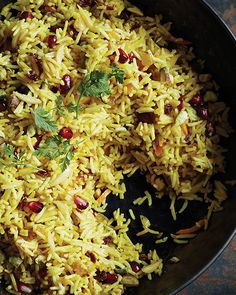 Persian Jeweled Rice | Sweet Paul Magazine
