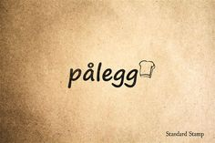 Palegg Norwegian for Everything that Fits on a by StandardStamp